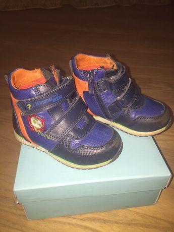 Ботинки демисезонные Bi&Ki, ботинки для мальчика