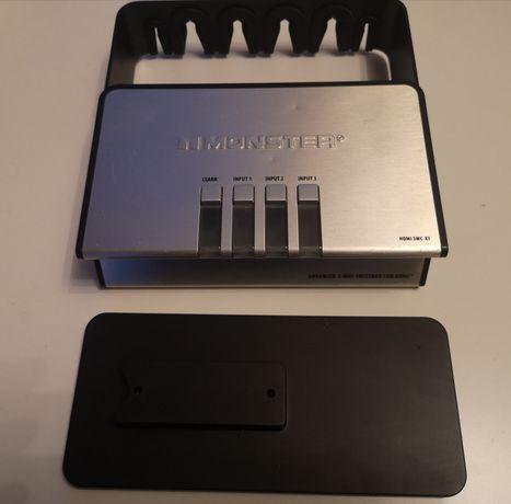 Rozdzielacz HDMI Monster SWC-x3, FHD