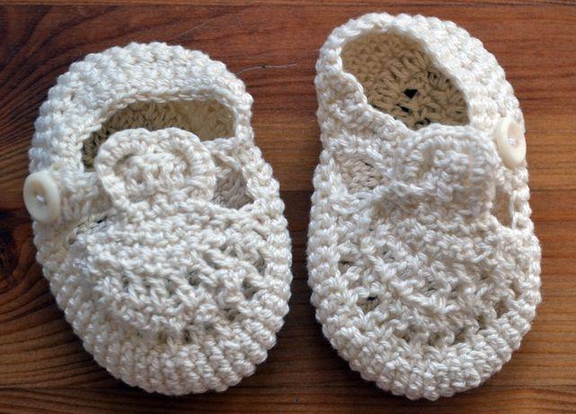 NOWE Dwie pary ażurowych bucików (sandałki)