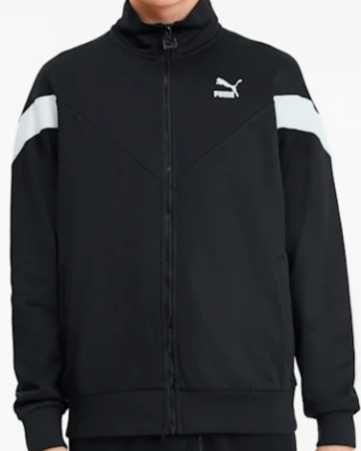 Мужская спортивная куртка и штаны(костюм) Puma Iconic MCS