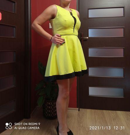 Sukienka Cotton Club, polski producent