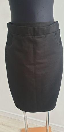 Spódnica czarna ołówkowa xs/s