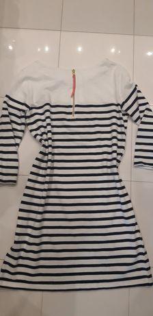 Kappahl sukienka marynarki styl roz S