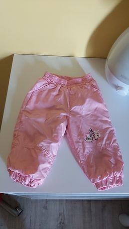 Продам штаны для девочки 6-12 месяцев