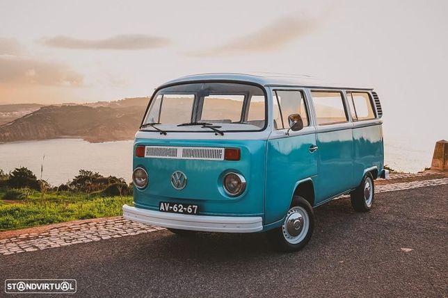 VW Type 2 Outro