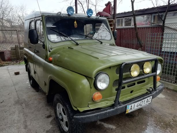 Обменяю или продам Уаз 469БҐ