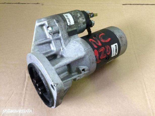 Motor arranque Nissan Cabstar 3.0 120 35.13 / 28.10 01-