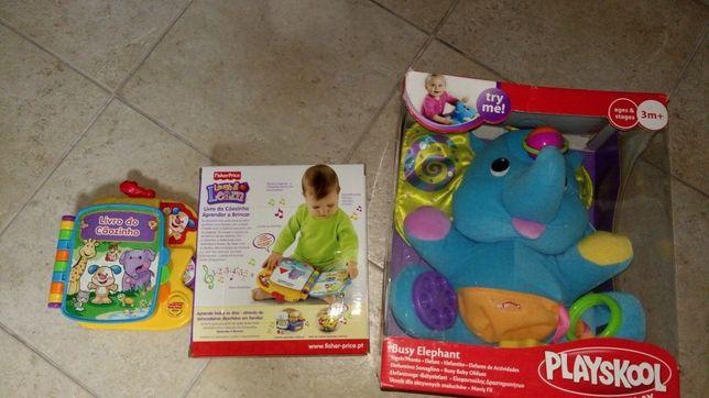 Lote brinquedos impecáveis