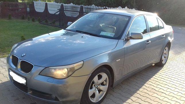 BMW e60 na częsci 523i N52 Automat 110tyś mil