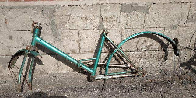 Велосипедные рамы