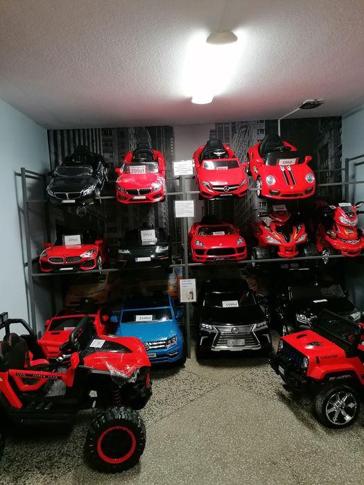 Samochód motor Quad na akumulator, nowe sklep z pojazdami dla dzieci Trzebinia - image 1