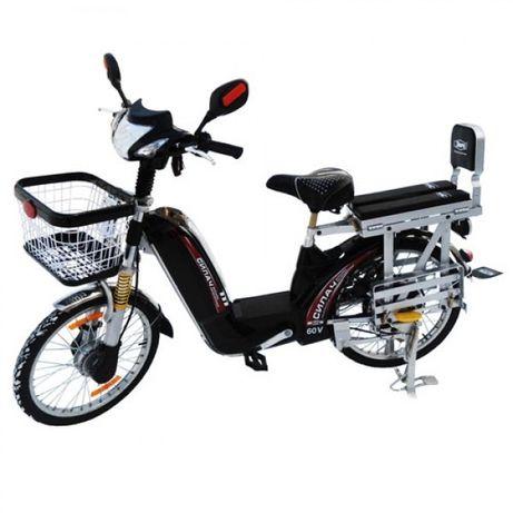 Електровелосипед Силач Заря двохмісний