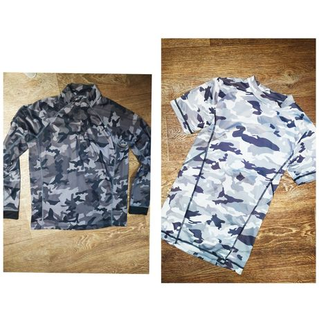 Рашгард футболка термуха(under armour nike adidas)
