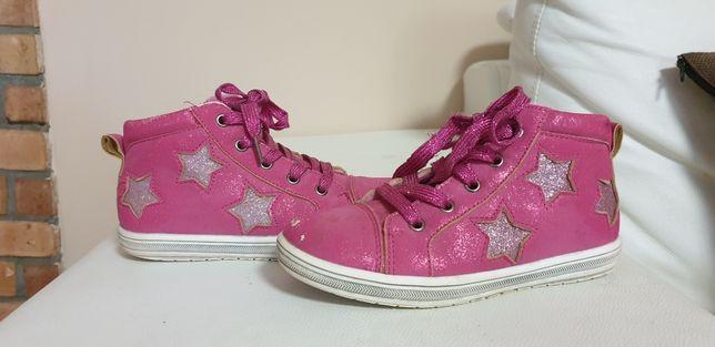 Демисизонные ботинки для девочки р.30