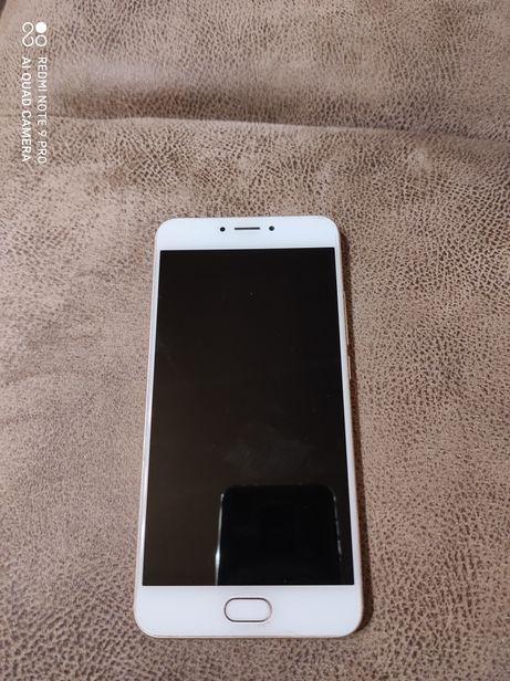 Смартфон Meizu Mx6 gold