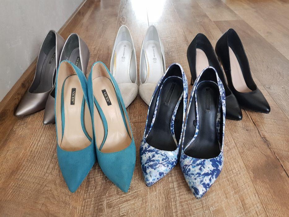 Zestaw 5 par szpilek Zara, Vices Czerwionka-Leszczyny - image 1