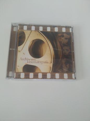 Płyta CD Paktofonika archiwum kinematografii