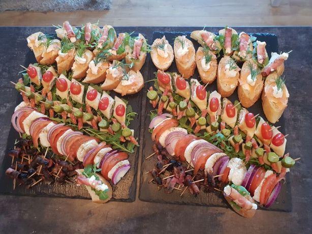 Catering domowy, imprezy okolicznościowe do 40 osób