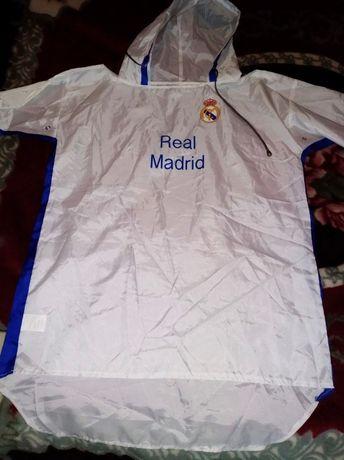 Спортивная футболка-накидка FC Real Madrid