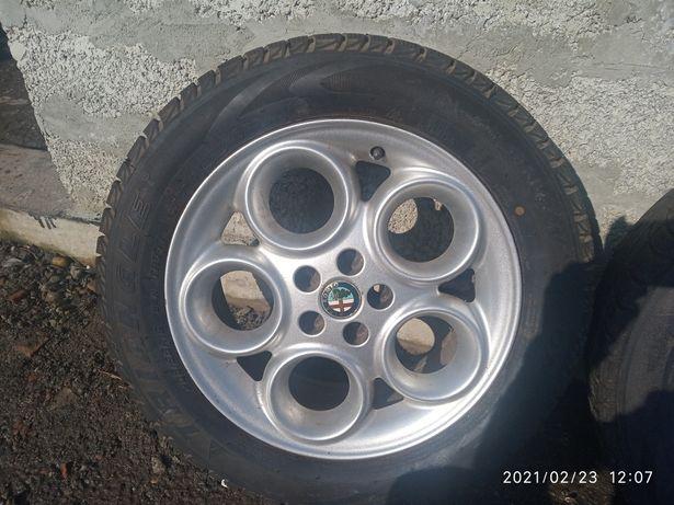 Колеса R16 205 55 5*98