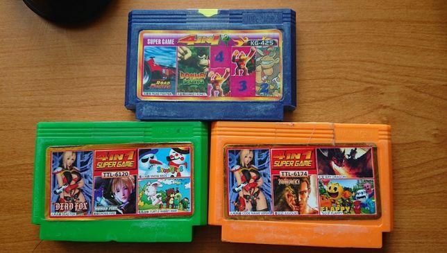 gry/katridże/dyskietki na konsolę Pegasus/Famicom