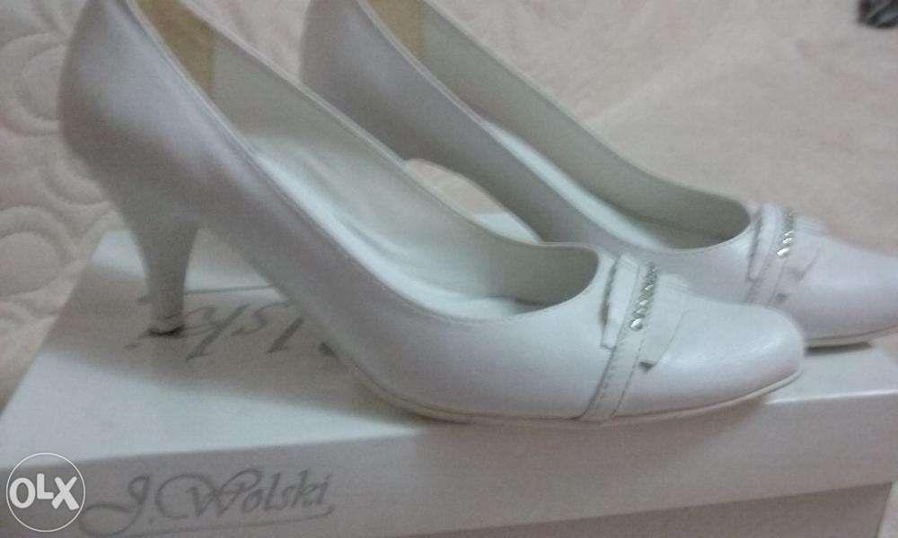 buty ślubne rozmiar 39 Siedlce - image 1