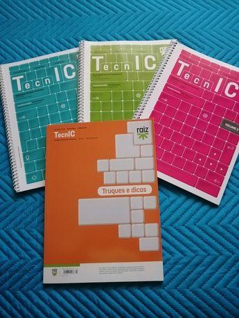Livros de tecnologia de informação e comunicação de 7°e8° anos