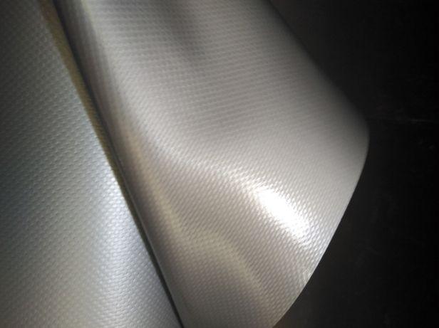 Ткань тентовая цвет металик плотность 650грам