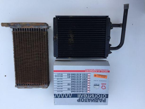 Радиатор отопителя(печки) ВАЗ 2101-2110,Приора,Калина,Нива-Шевроле.