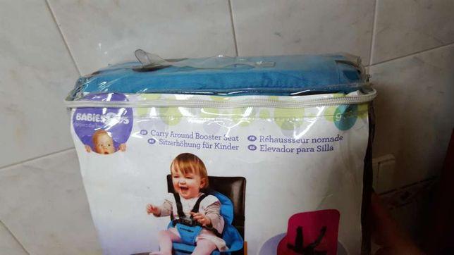Cadeira de mesa infantil
