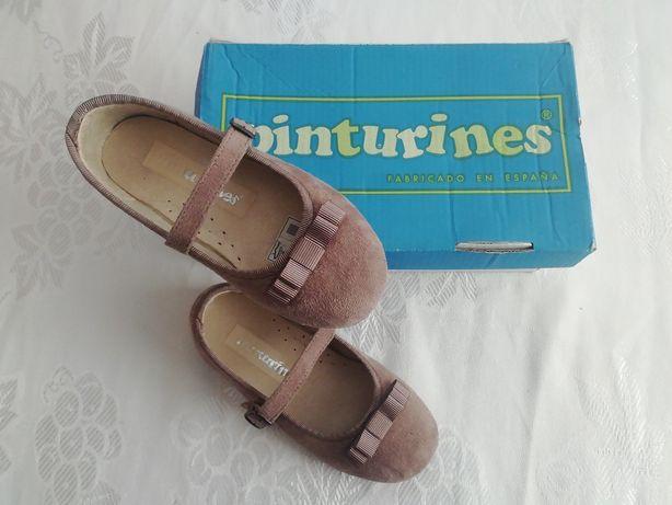 Туфлі. Виробник Іспанія. Дуже зручні та елегантні на нозі. 26 розмір