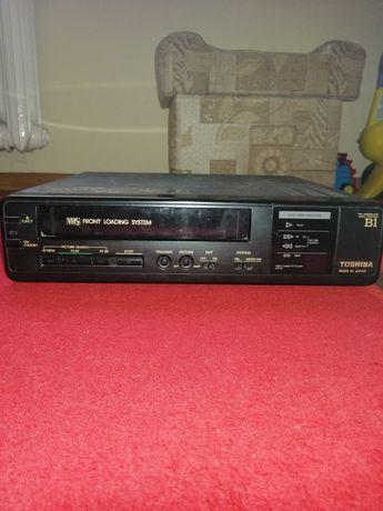 Odtwarzacz VHS toshiba