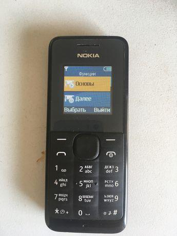 Продвм Nokia 105 black