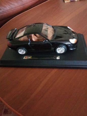 Коллекционная модель Bburago машины PORSCHE GT3 1:24,цена снижена то