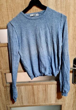 Sweterk niebieski