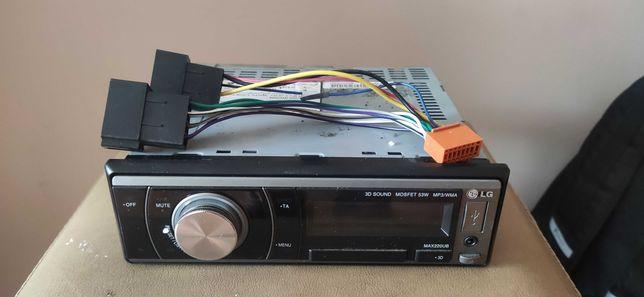 Radio LG MAX220UB