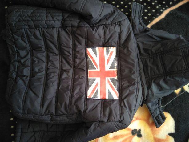 Демісезонна стильна курточка хлопчику