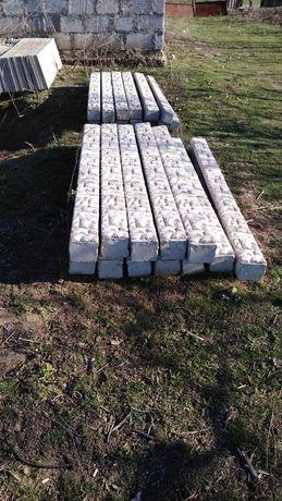 заборы из бетона цена