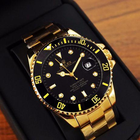 Zegarek Rolex Submariner Automatic Gold-Black