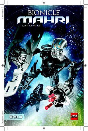 lego bionicle 8913