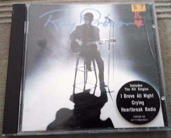 CD Roy Orbison King Of Heartsr