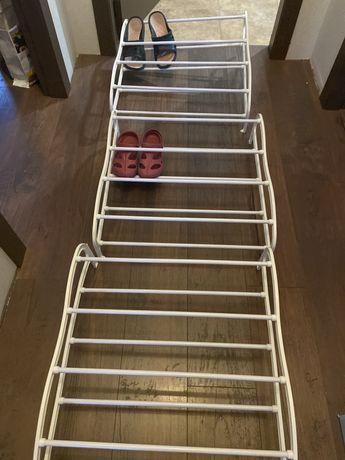 Подвесные полки для обуви IKEA