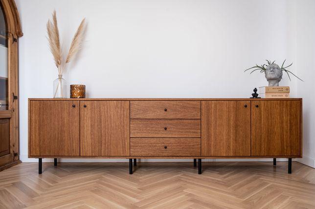 Sideboard SUND szafka rtv mid-century modern duński styl