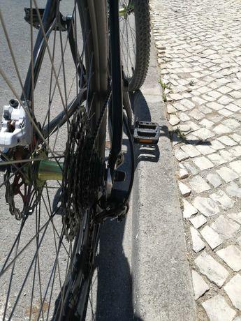 Bicicleta roda 29 btt