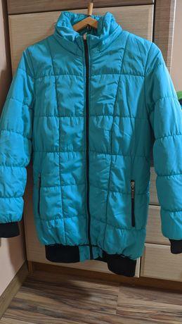 Куртка в нормальном состоянии