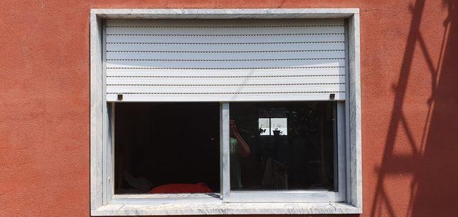 Vendo janelas de alumínio
