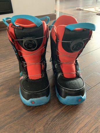 Burton Grom Boa 29 stan bardzo dobry snowboard buty na deske !