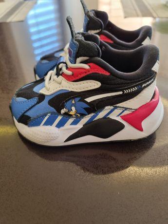 Детские кроссовки SEGA RS-X SONIC JR