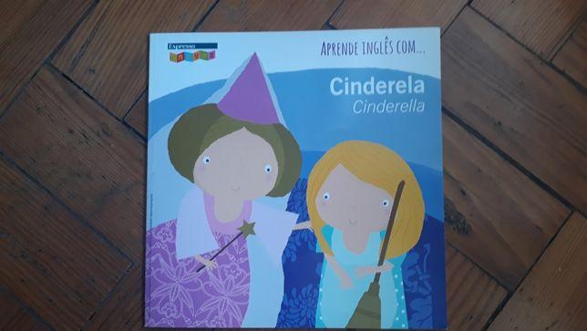 Aprende Inglês com...Cinderela / Pinóquio