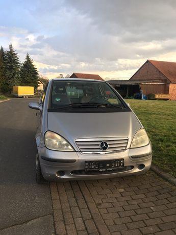 Разборка Mercedes A-class